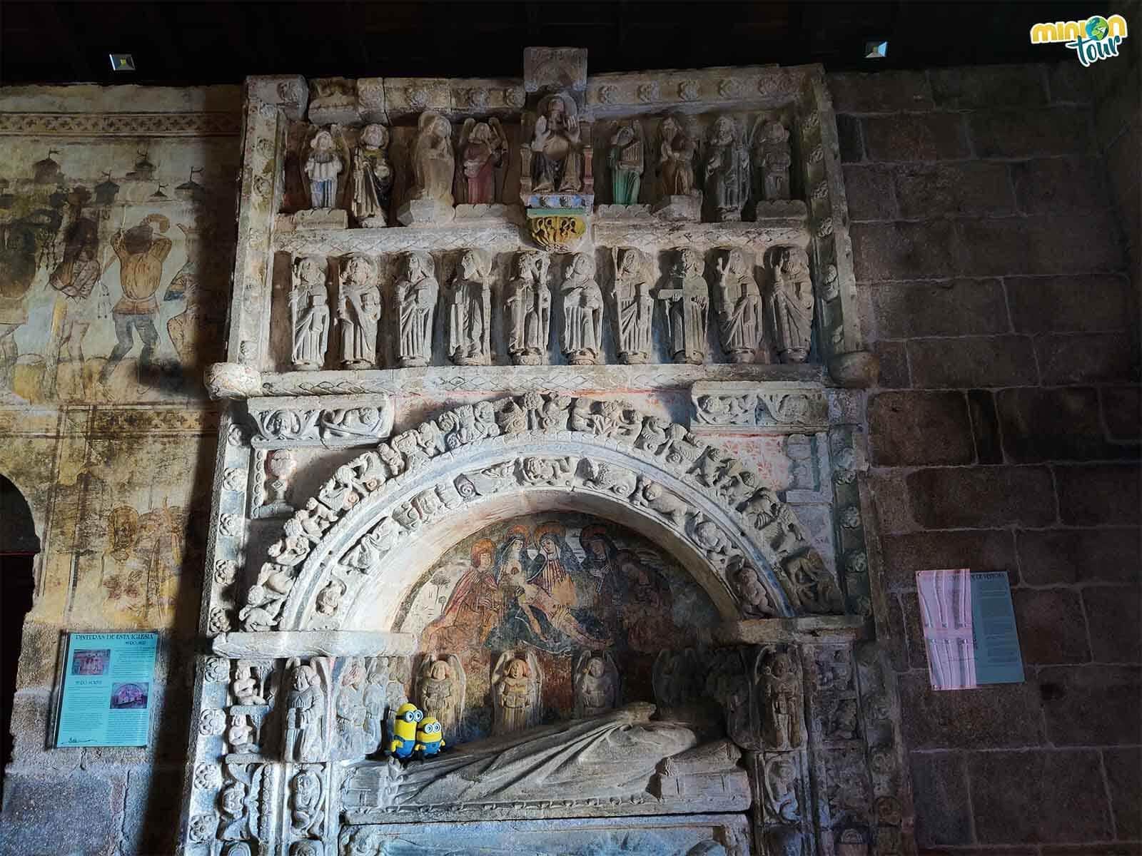 Estamos descubriendo la catedral del arte rural gallego