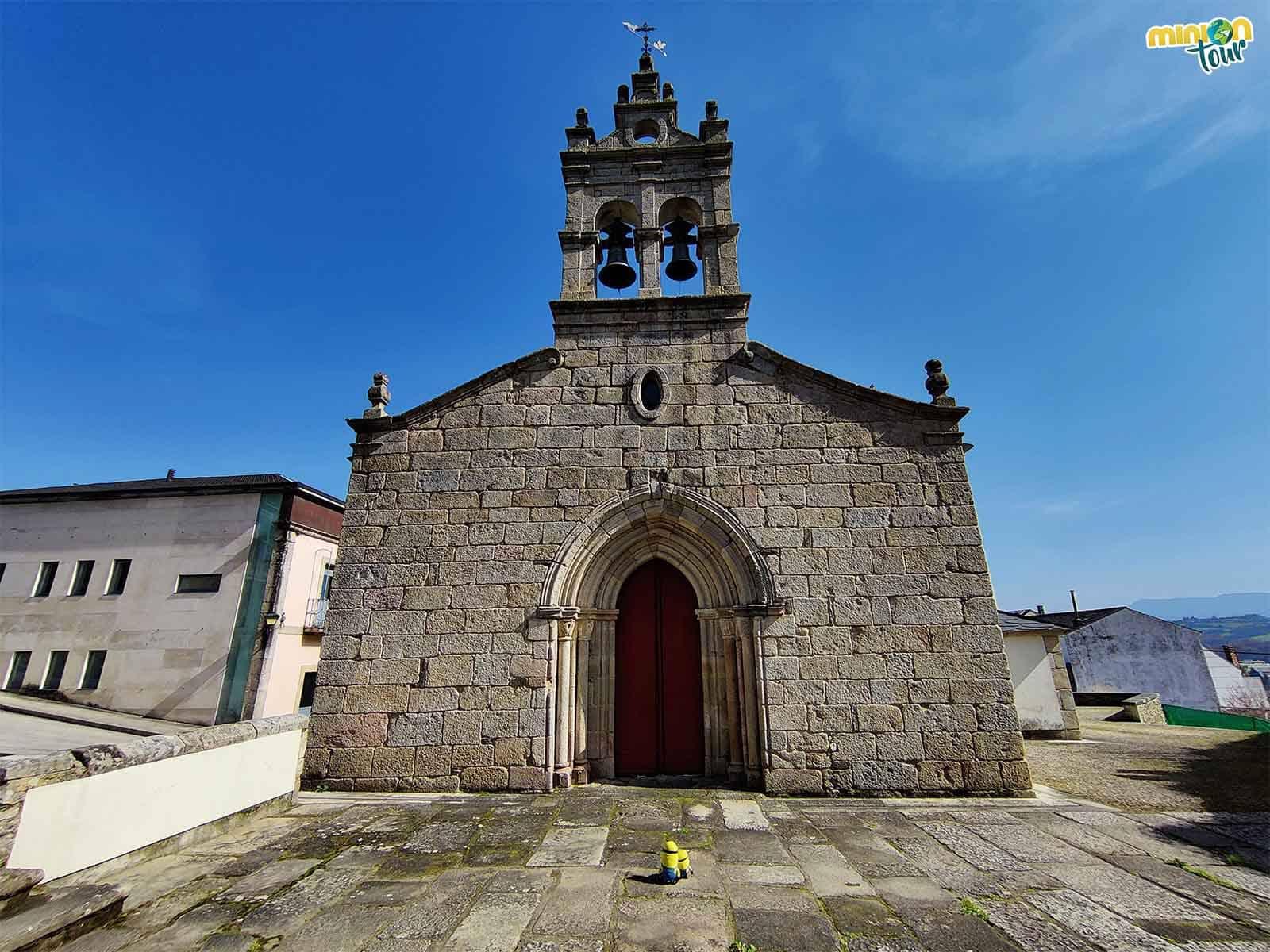 La Iglesia de San Salvador es otro de los sitios que ver en Sarria