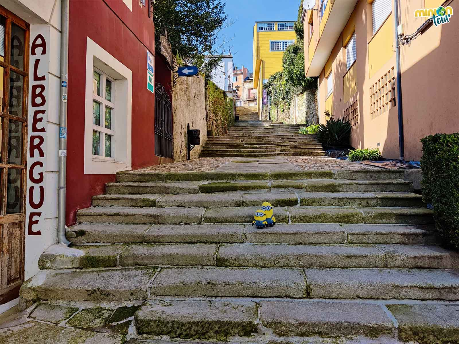 25 cosas que ver en Sarria, uno de los puntos de inicio del Camino de Santiago