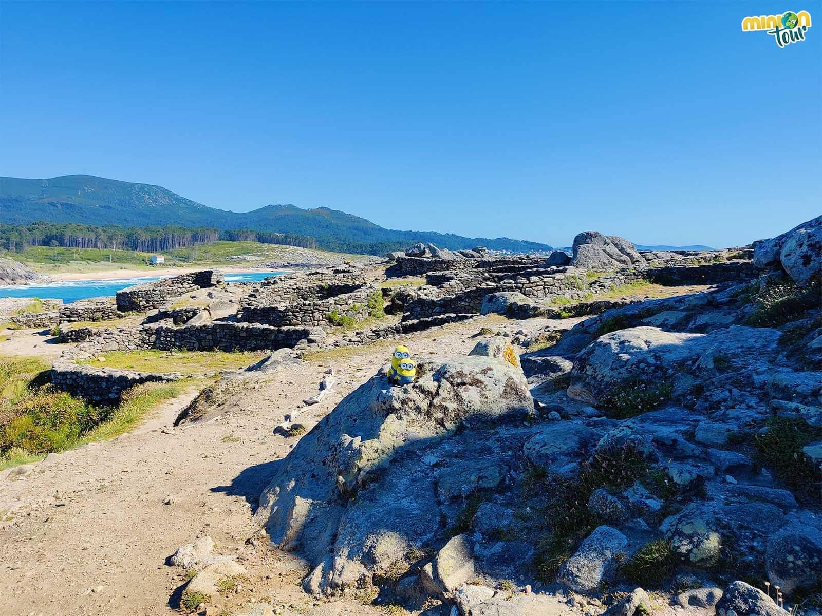 La visita al Castro de Baroña es un imprescindible en Galicia