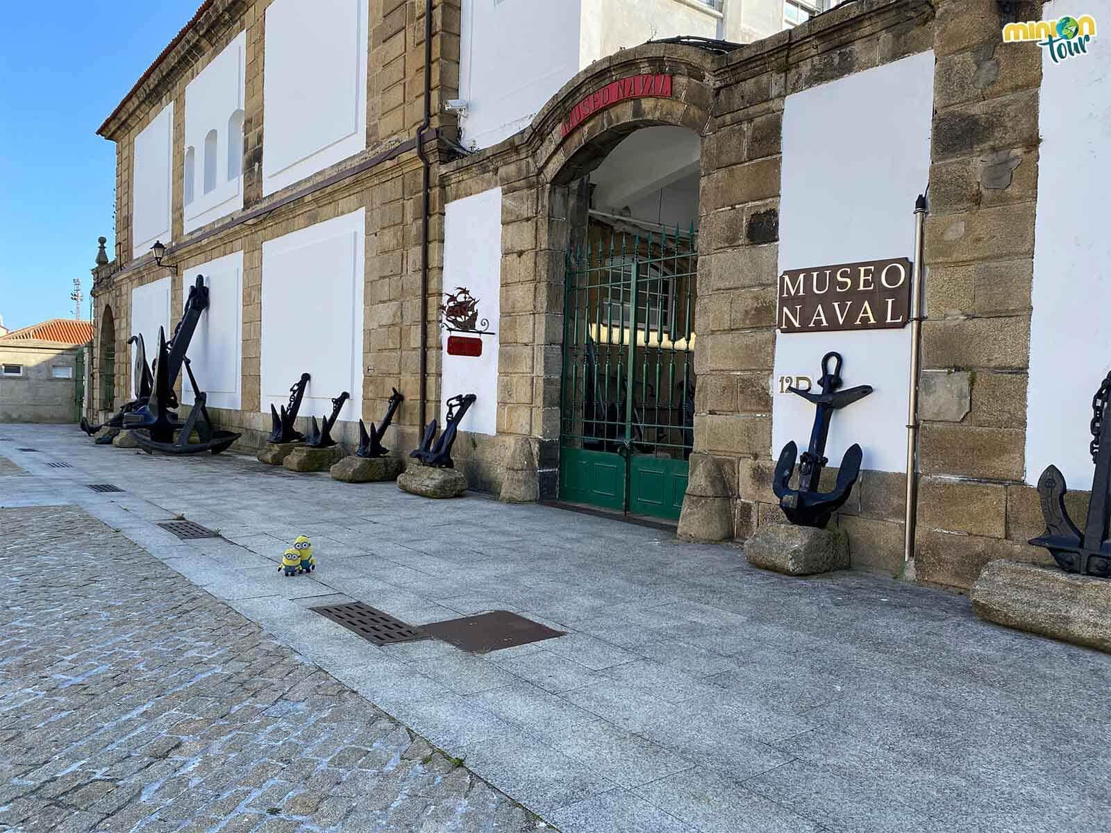Acabamos de llegar a Ferrol y esto ya promete