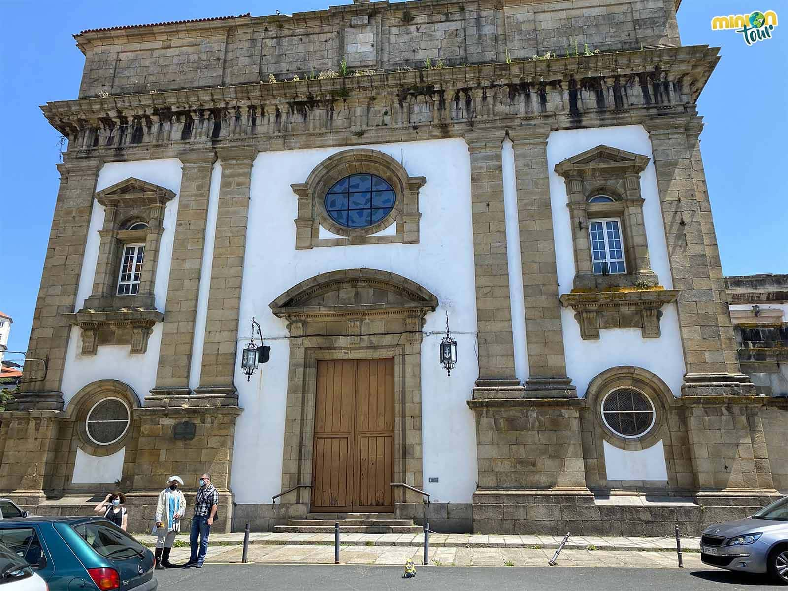 La Iglesia de San Francisco de Ferrol no tiene campanario