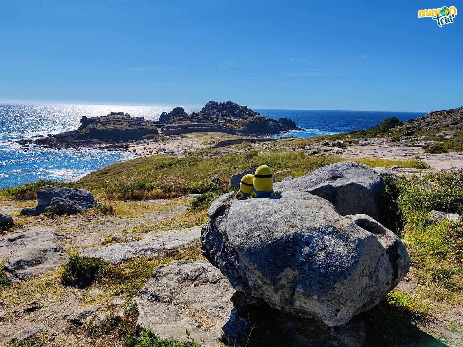 El Castro de Baroña es uno de los castros más importantes de Galicia