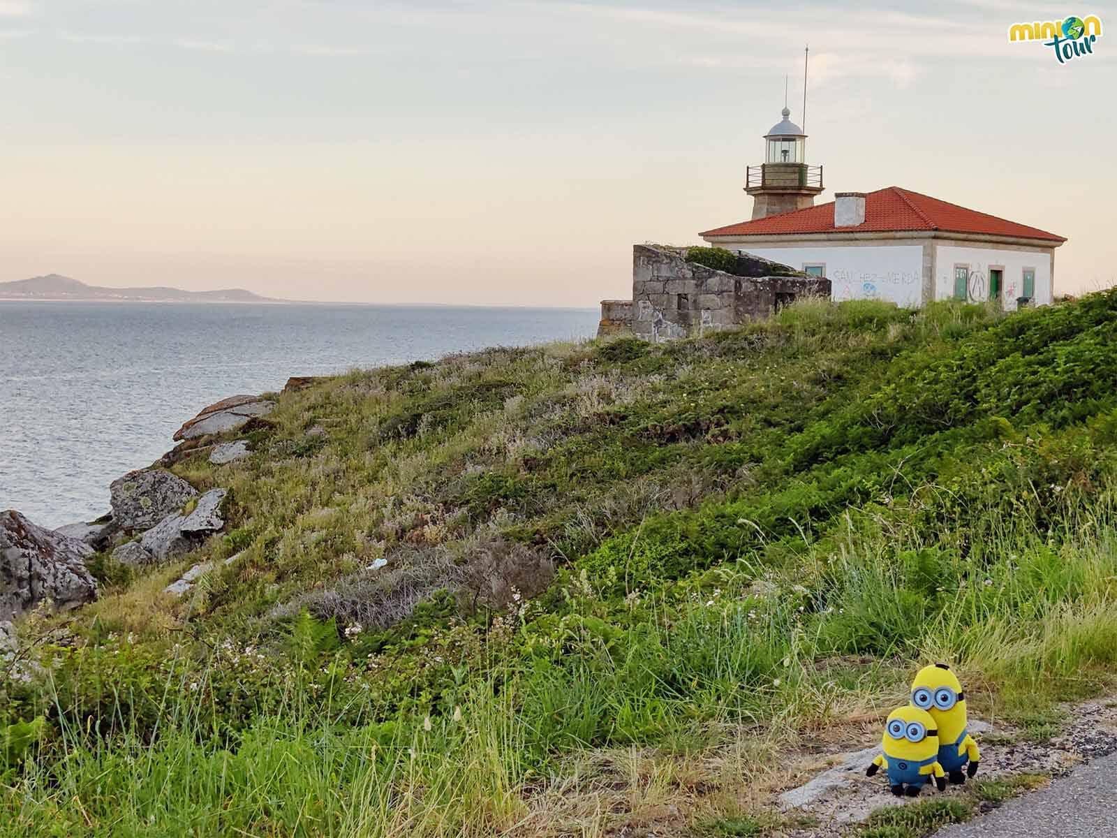 El Faro de Louro es un sitio guay que ver en la Ría da Estrela