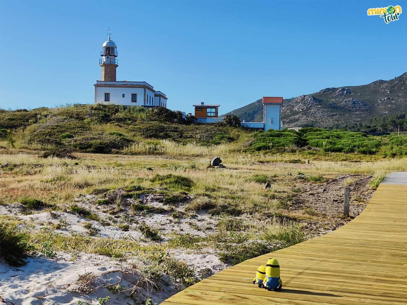 El Faro de Punta Lariño es un faro molón que puedes ver en la costa de Galicia