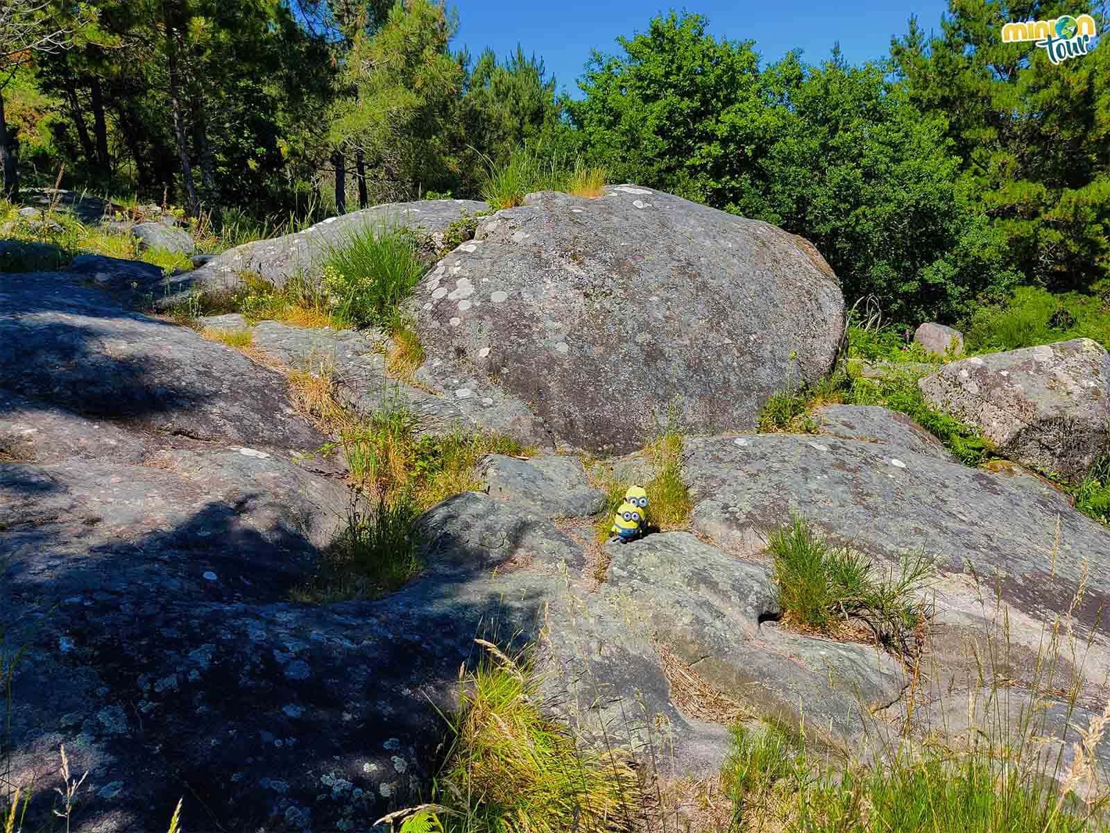 Petroglifos, otra cosa que ver en la Ría da Estrela