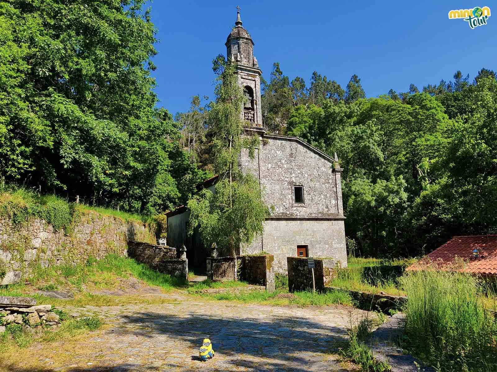 El Monasterio de Toxosoutos es una de las cosas que ver en la Ría de Muros y Noia