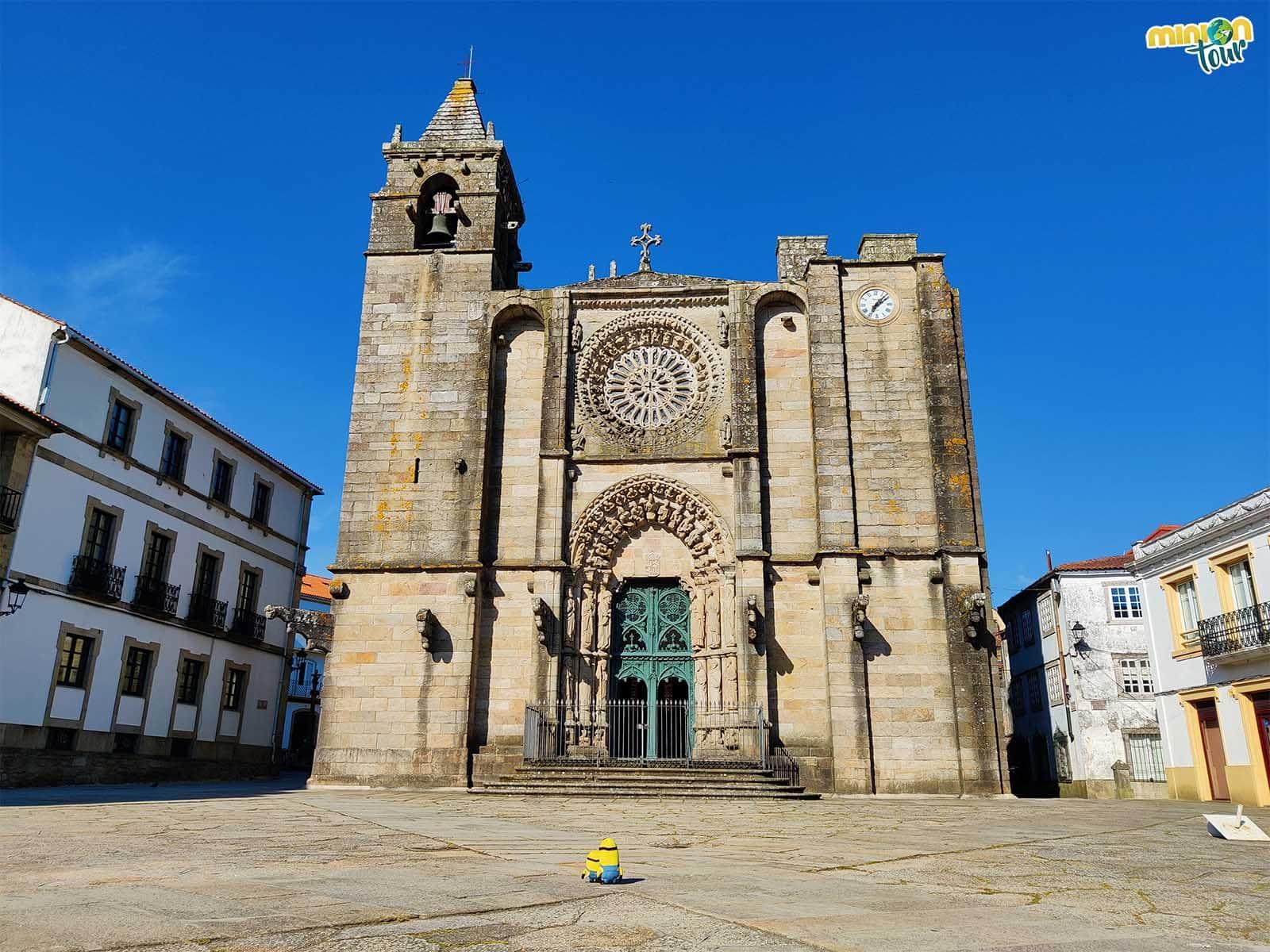 La Iglesia de San Martiño de Noia es una de las cosas que ver en la Ria de Muros y Noia