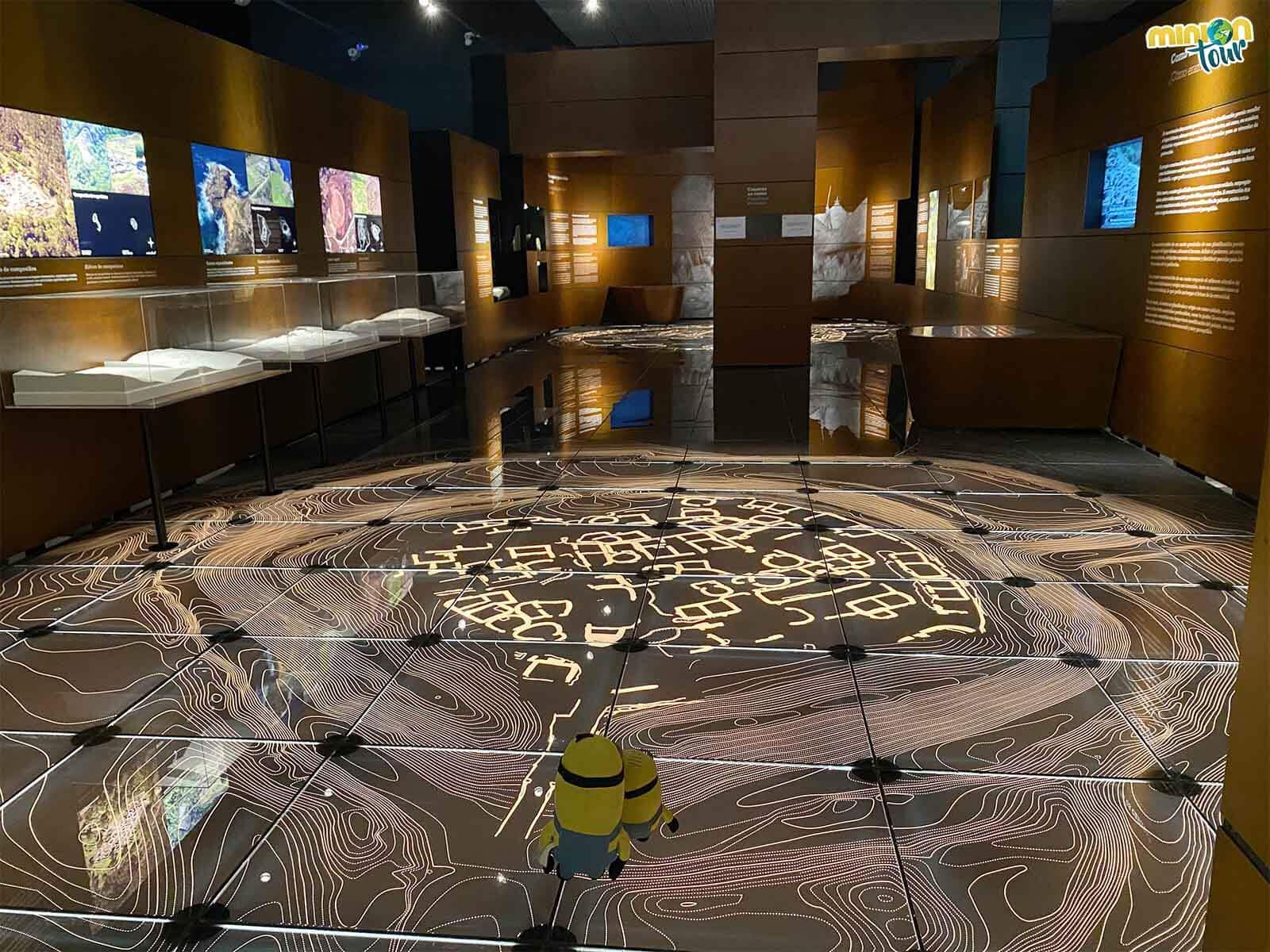 El Parque Arqueológico de la Cultura Castreña es una pasada